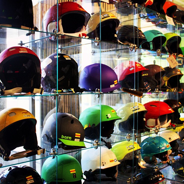 Helmets on Sale