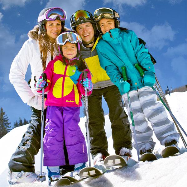 Ski & Snowboard Rentals & Demos